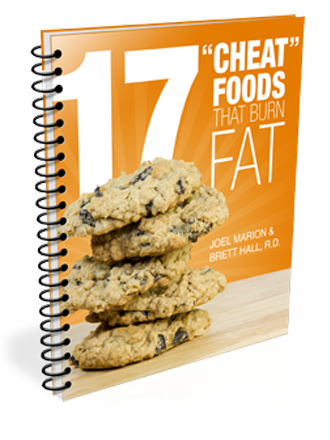 17 cheat foods for weight loss